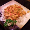 Maple Curry Chicken