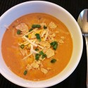 Quick And Easy Turkey Enchilada Soup