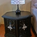 Side table makeover revamp - After