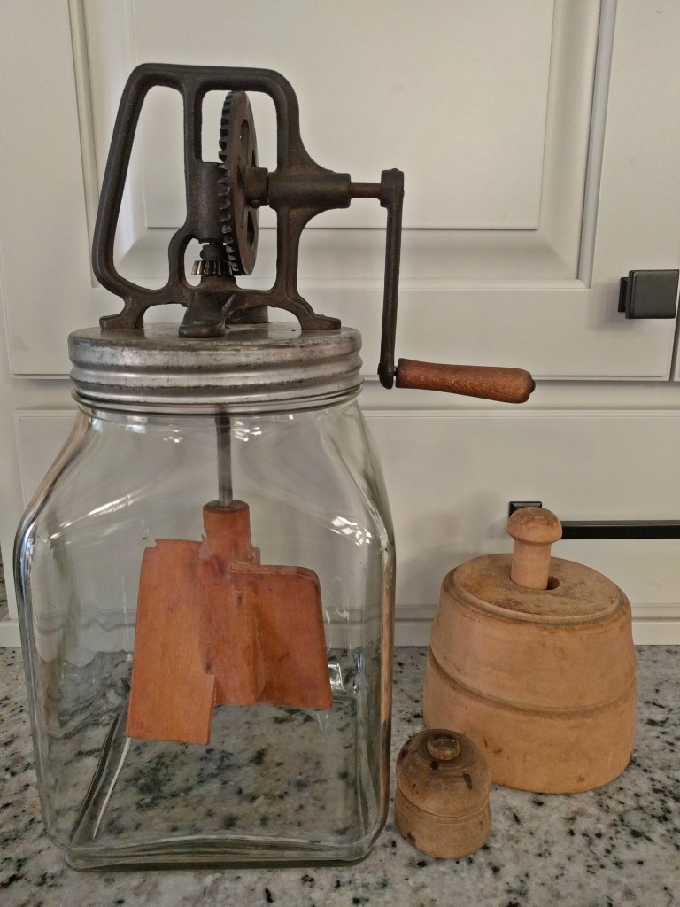 Antique Butter Churn Family Heirloom